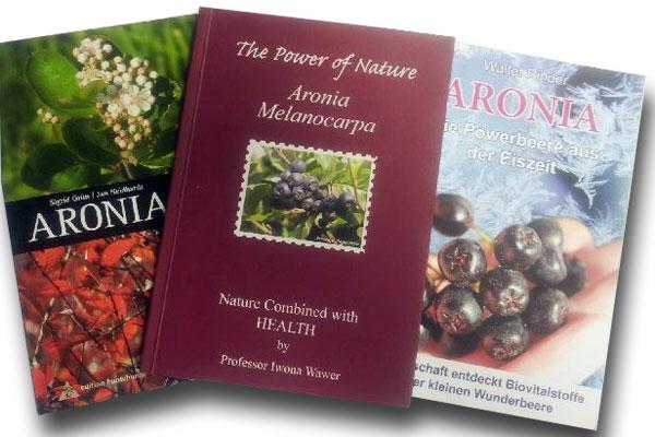 Bücher über die Heilpflanze Aronia